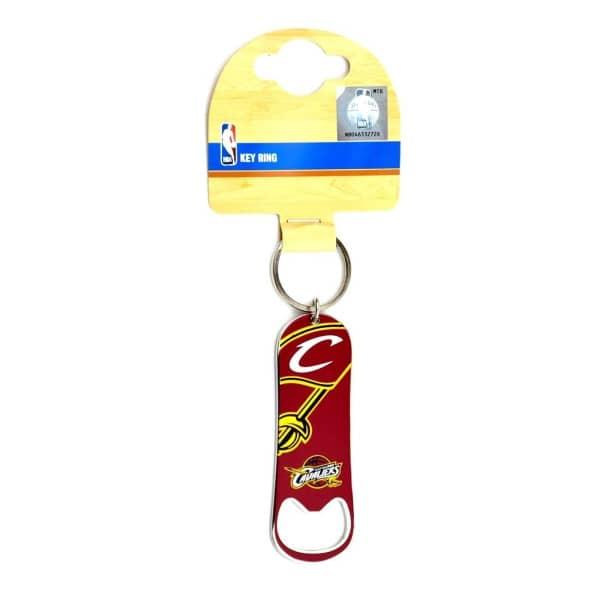 Cleveland Cavaliers Flaschenöffner NBA Schlüsselanhänger