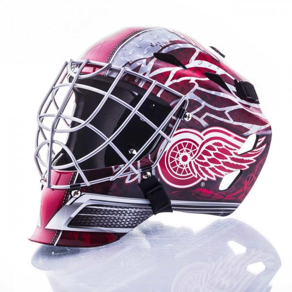 Detroit Red Wings NHL Mini Goalie Mask