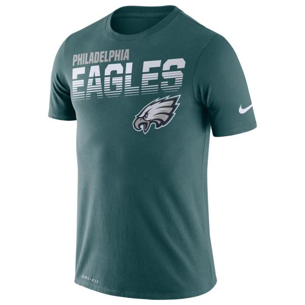 Philadelphia Eagles 2019 NFL Sideline Scrimmage T-Shirt