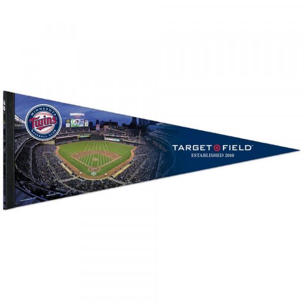 Minnesota Twins Target Field Stadium Premium MLB Wimpel
