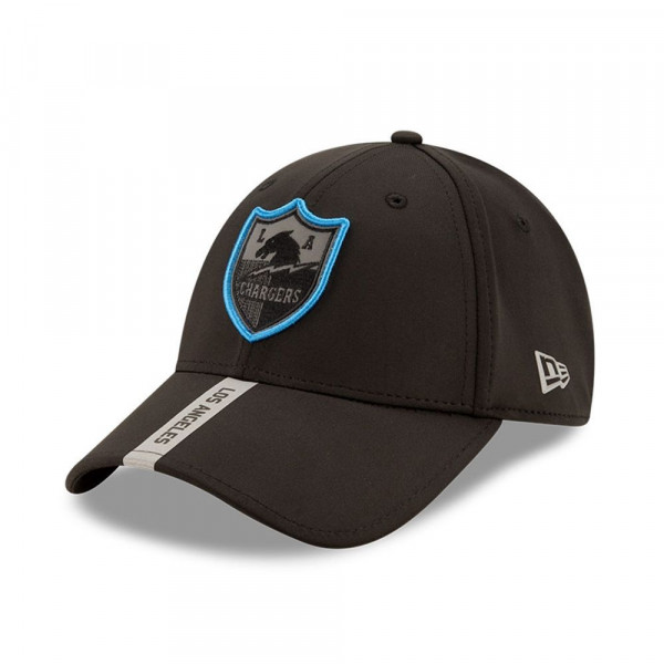 Los Angeles Chargers 2020 NFL OTA New Era Stretch-Snap 9FORTY Cap