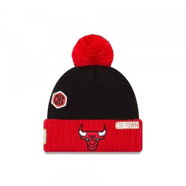 Chicago Bulls 2018 NBA Draft Wintermütze