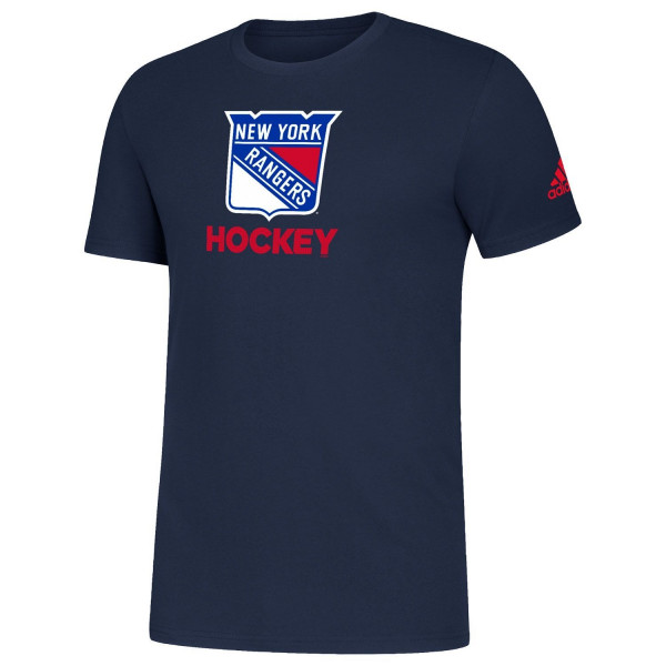 New York Rangers 2020/21 NHL Hockey Amplifier T-Shirt