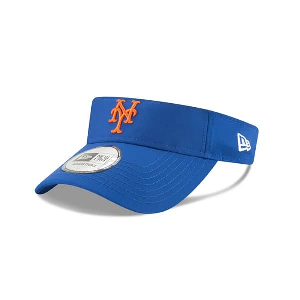 New York Mets 2019 Clubhouse MLB Visor