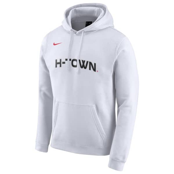 Houston Rockets 2019/20 Nike City Edition NBA Pullover Hoodie