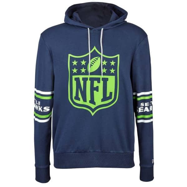Seattle Seahawks NFL Badge Hoodie