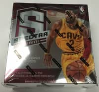2015/16 Panini Spectra Basketball Hobby Box NBA