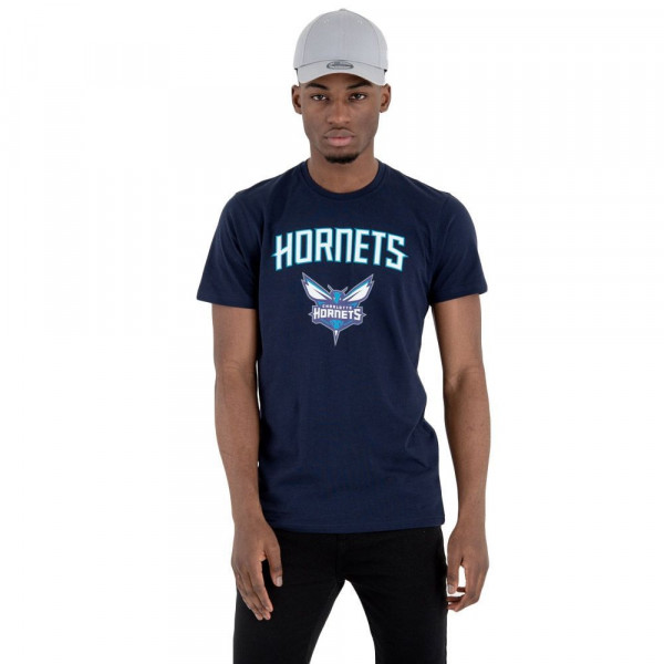 Charlotte Hornets Team Logo NBA T-Shirt
