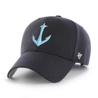 Seattle Kraken Alternate '47 MVP NHL Cap Navy