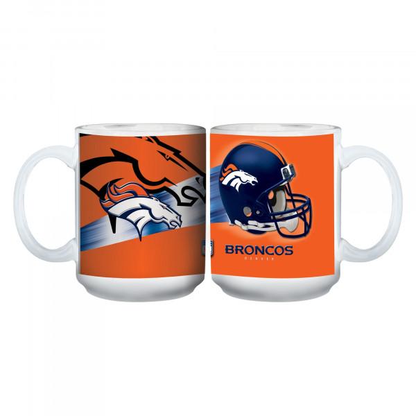 Denver Broncos Dynamic Jumbo NFL Becher (440 ml)