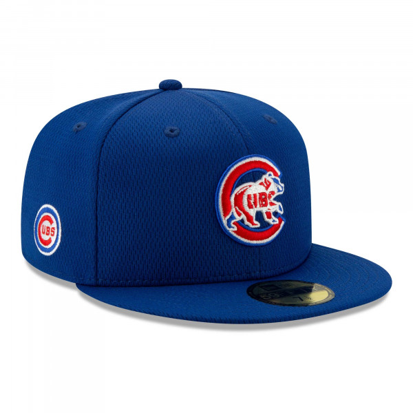 Chicago Cubs 2021 MLB Authentic Batting Practice New Era 59FIFTY Fitted Cap