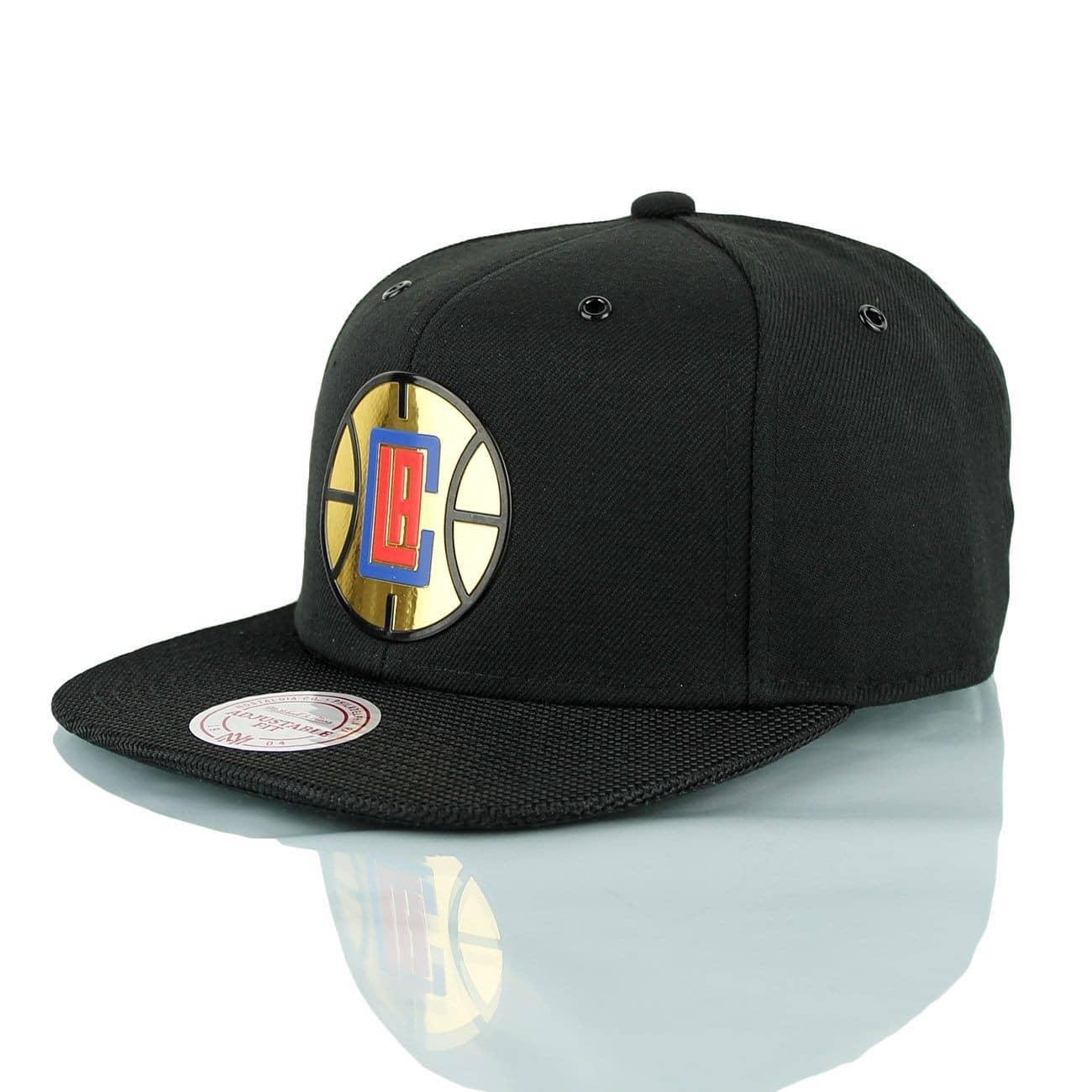 d3f6951ba4b92 Mitchell   Ness Los Angeles Clippers Carat Snapback NBA Cap