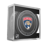 Florida Panthers NHL Official Game Puck