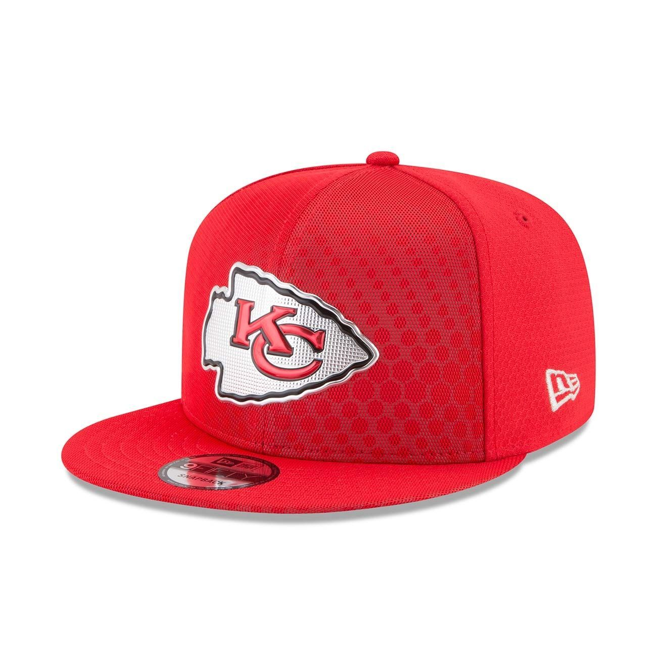 separation shoes 62541 a8dea ... cheapest new era kansas city chiefs 2017 color rush nfl snapback cap  taass fan shop de848