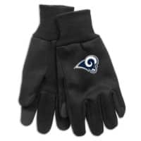 Los Angeles Rams Technology Touch-Screen NFL Handschuhe