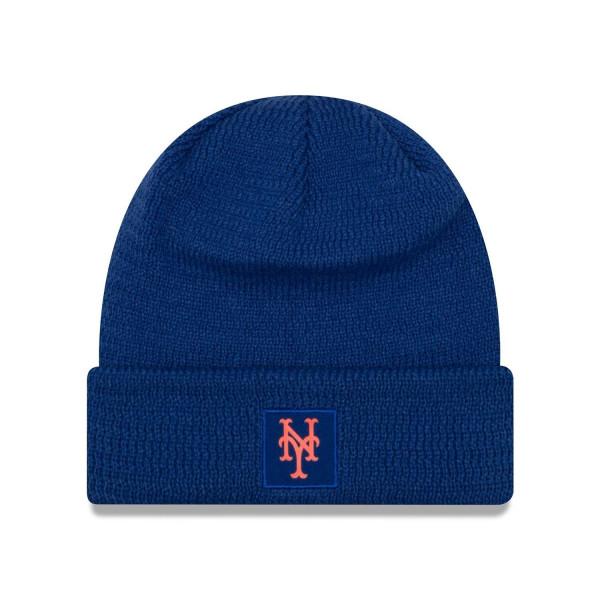 8d9dcdf4 New Era New York Mets 2018 On-Field Sport Knit MLB Knit Hat | TAASS.com Fan  Shop