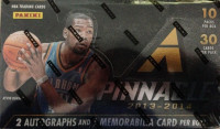 2013/14 Panini Pinnacle Basketball Jumbo Box NBA