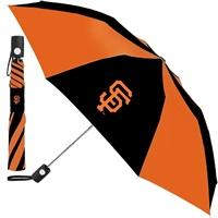 San Francisco Giants MLB Regenschirm (Taschenschirm mit Automatik)