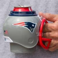 New England Patriots NFL FanMug