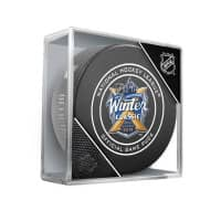 2018 Winter Classic NHL Official Game Puck