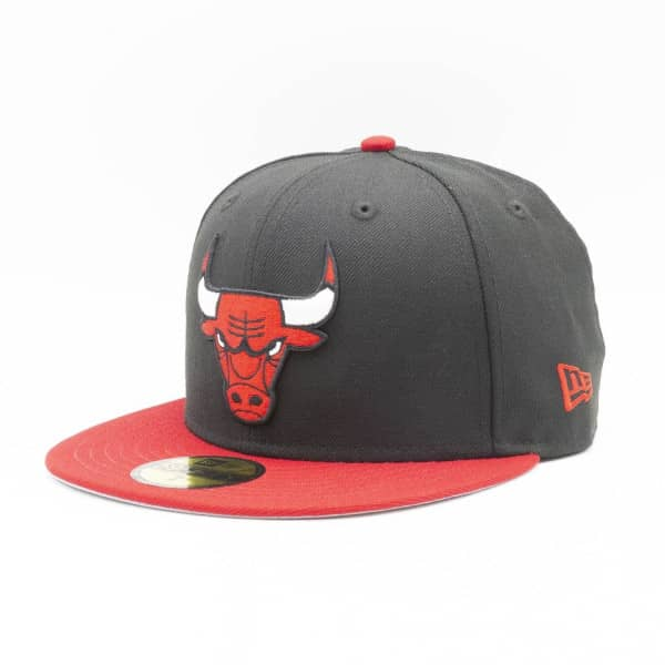 Chicago Bulls 6-Time NBA Champions New Era 59FIFTY Fitted Cap