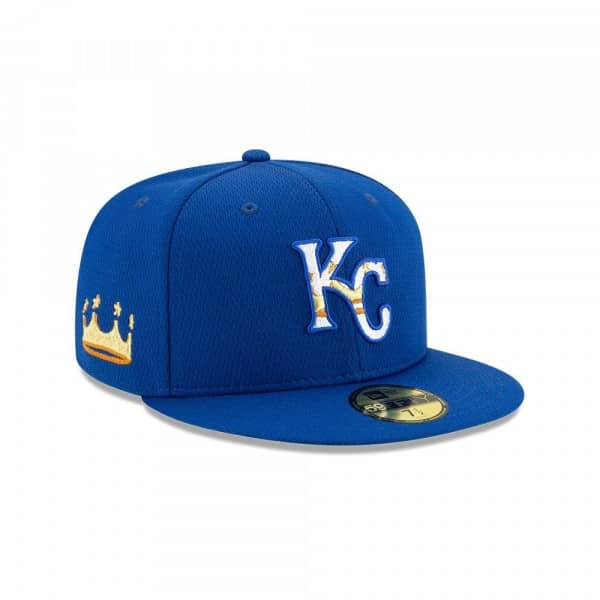 Kansas City Royals 2020 Authentic Spring Training 59FIFTY Fitted MLB Cap