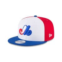 Montreal Expos Basic Cooperstown MLB Snapback Cap