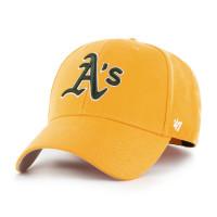Oakland Athletics '47 MVP Adjustable MLB Cap Gelb
