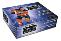 2019/20 Upper Deck O-Pee-Chee Platinum Hockey Hobby Box NHL