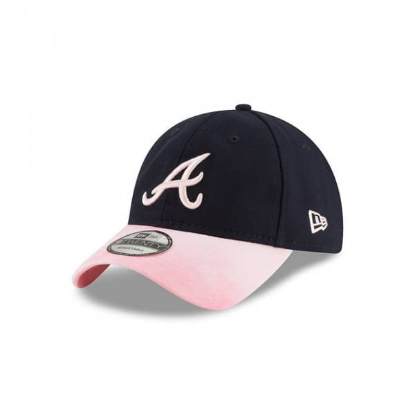 timeless design 67ee9 dc183 New Era Atlanta Braves 2019 Mother s Day 9TWENTY MLB Cap (WOMEN S)    TAASS.com Fan Shop