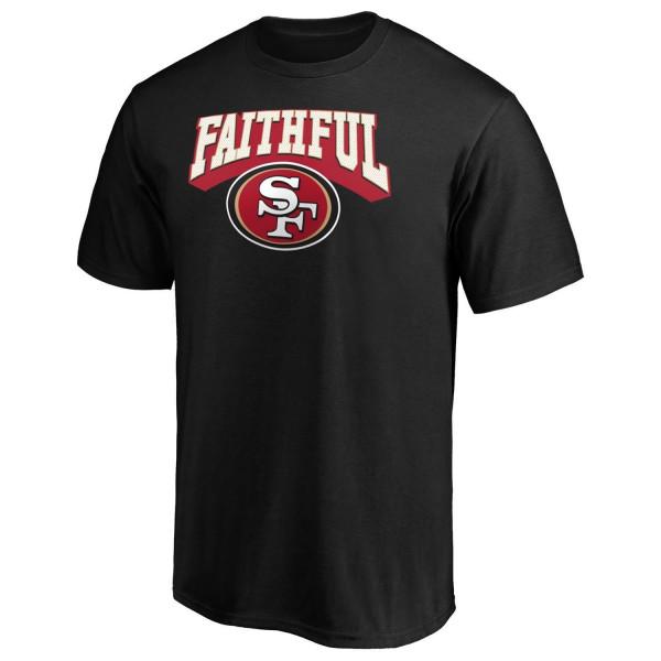 San Francisco 49ers Faithful NFL T-Shirt