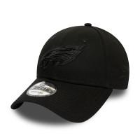 Philadelphia Eagles Black on Black 9FORTY Snapback NFL Cap