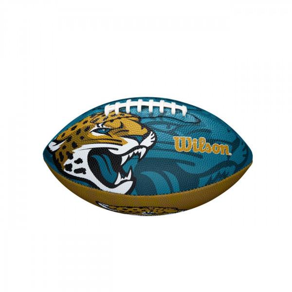 Jacksonville Jaguars Team Logo Junior NFL Football