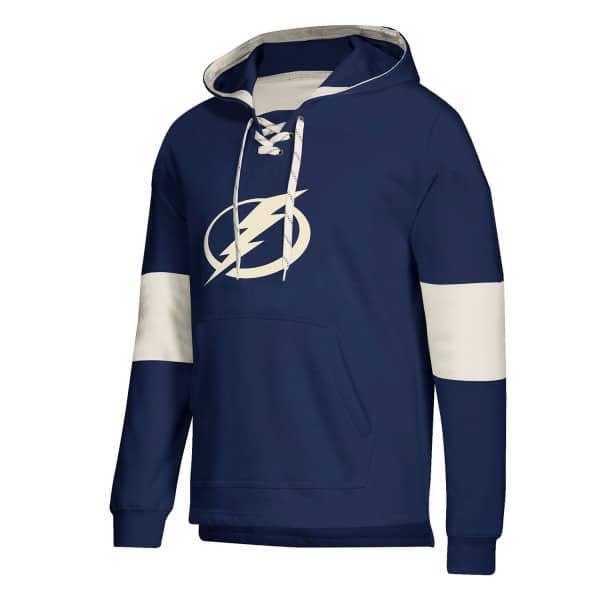 Tampa Bay Lightning Vintage NHL Jersey Hoodie
