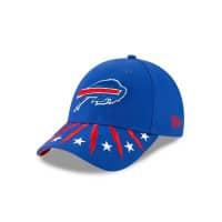 Buffalo Bills 2019 NFL Draft On-Stage 9FORTY Adjustable Cap
