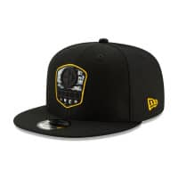 Pittsburgh Steelers Black 2019 Salute to Service 9FIFTY Snapback NFL Cap