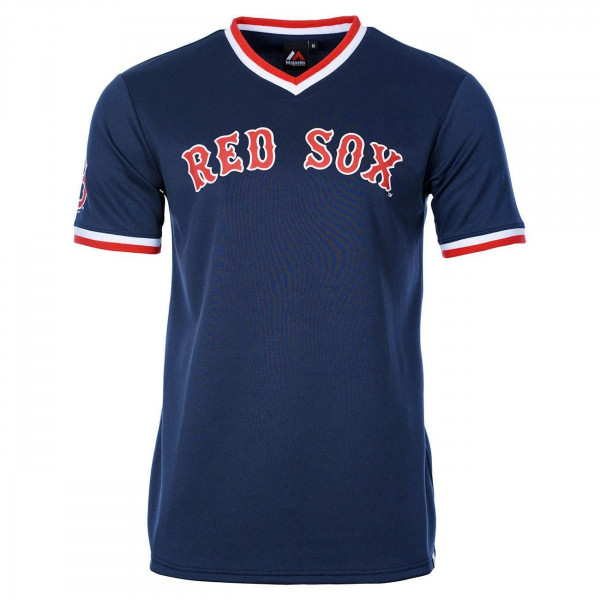 Boston Red Sox Jersey Style MLB T-Shirt