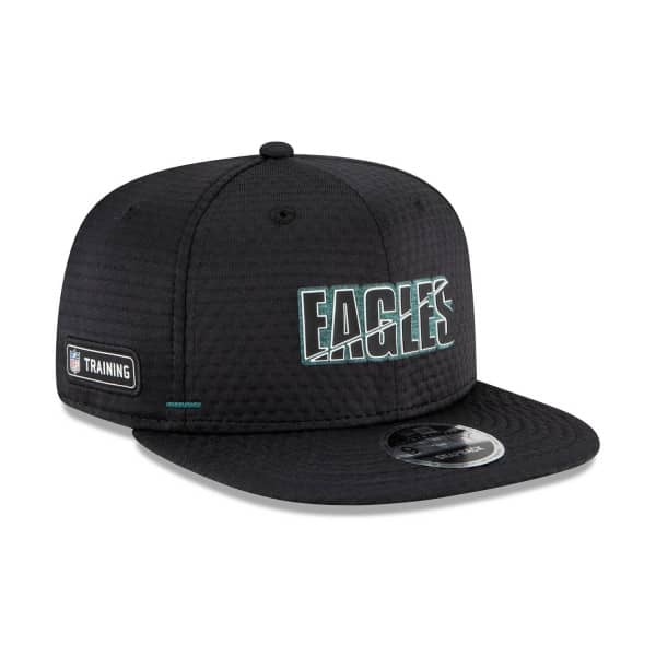 Philadelphia Eagles 2020 Summer Sideline New Era Original Fit 9FIFTY Snapback NFL Cap