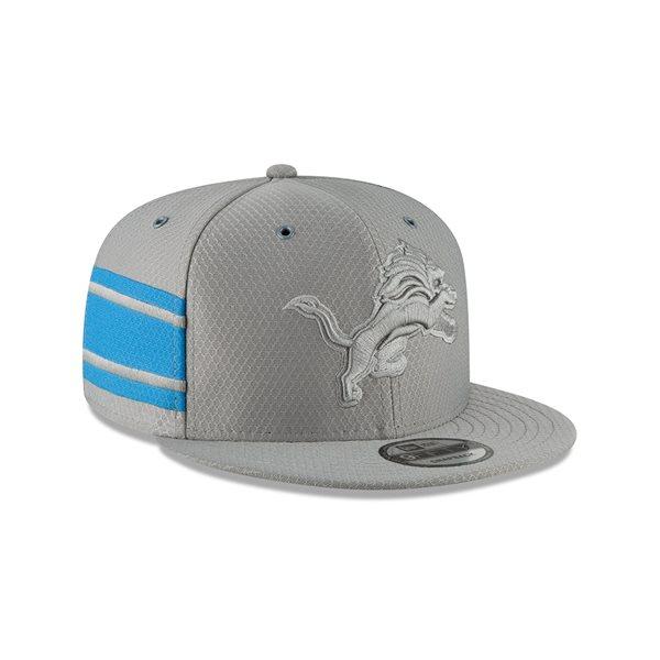 Detroit Lions 2018 Color Rush 9FIFTY NFL Snapback Cap