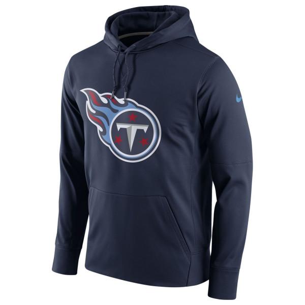 Tennessee Titans Circuit Therma NFL Hoodie Sweatshirt