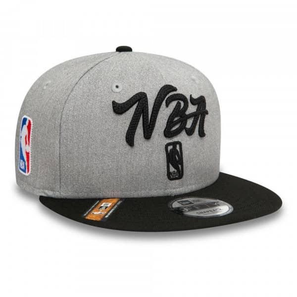 NBA Logo Authentic On-Stage 2020 NBA Draft New Era 9FIFTY Snapback Cap