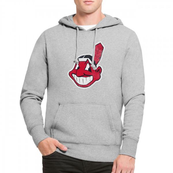 Cleveland Indians Knockaround Hoodie MLB Sweatshirt