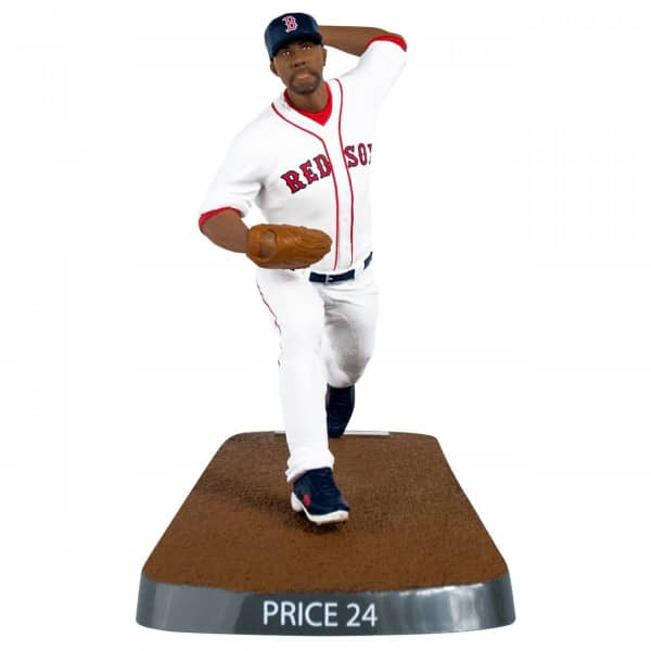 2016 David Price Boston Red Sox MLB Figur (16 cm)