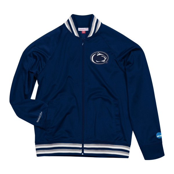 Penn State Nittany Lions Top Prospect Mitchell & Ness NCAA Track Jacket