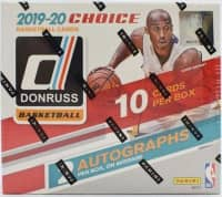 2019/20 Panini Donruss Choice Basketball Box NBA