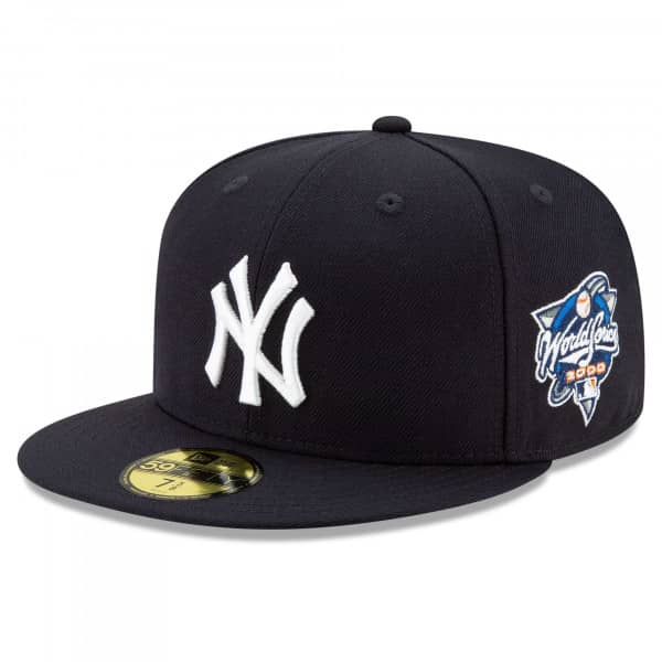 New York Yankees 2000 World Series Cooperstown 59FIFTY Fitted MLB Cap