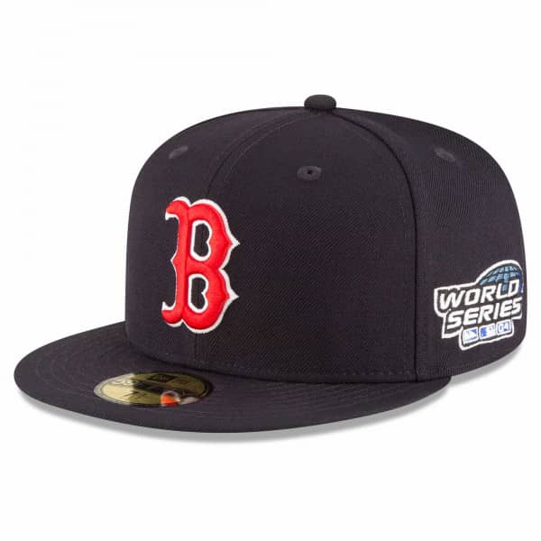 Boston Red Sox 2004 World Series Cooperstown 59FIFTY Fitted MLB Cap