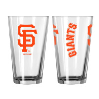 San Francisco Giants Gameday MLB Pint Glas (470 ml)