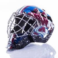 Colorado Avalanche NHL Mini Goalie Mask