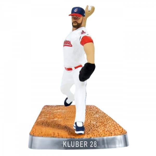 2017 Corey Kluber Cleveland Indians MLB Figur
